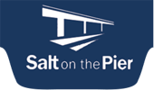 Salt on the Pier Mobile Logo